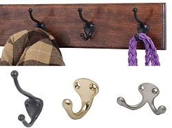 Solid Chery Coat Racks