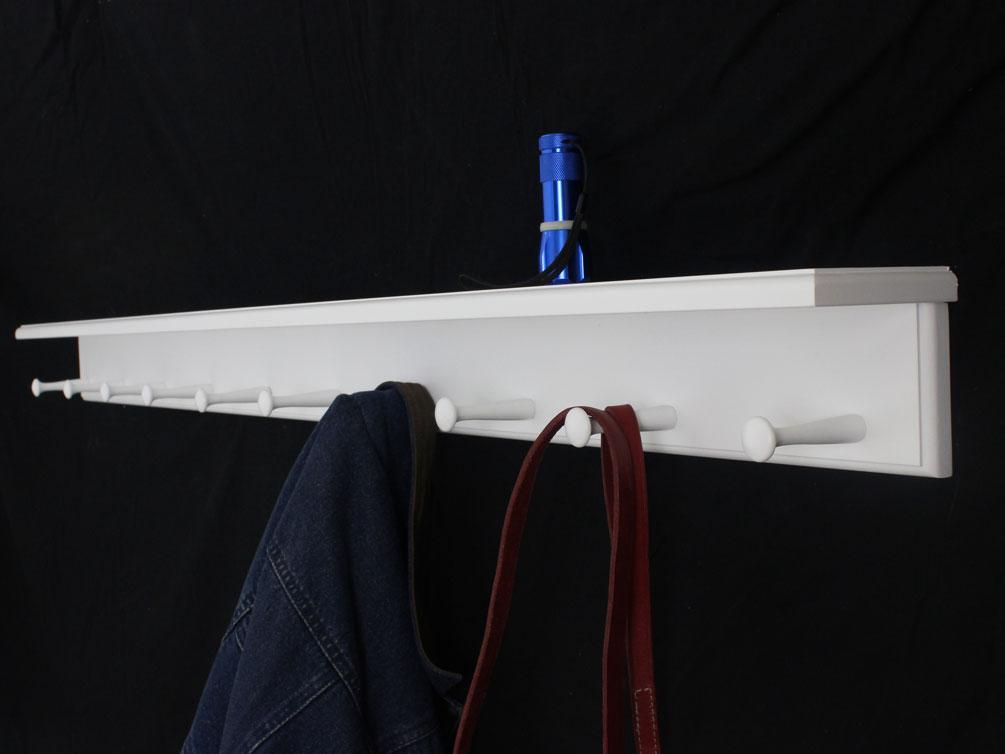 Shaker Style Coat Rack Uk - Tradingbasis
