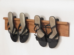 Wall Shoe Racks